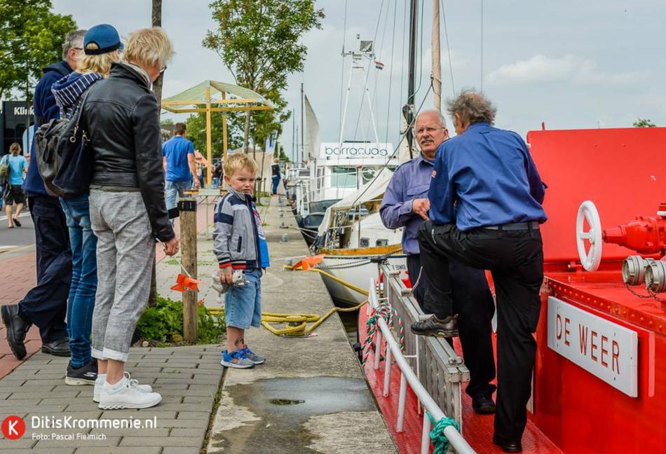 Blusboot #BouleVaart 2018