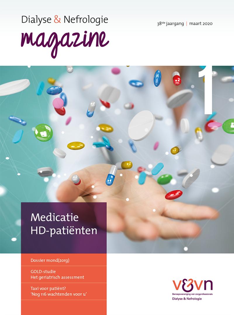 Cover Dialyse & Nefrologie Magazine
