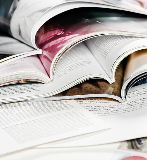 DTP & opmaak van periodieken en tijdschriften