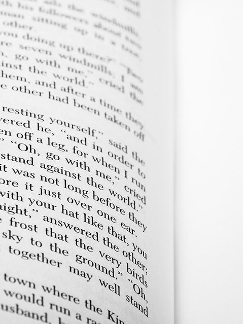 DTP & Opmaak van boeken