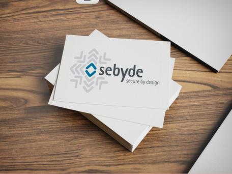 logo ontwerp Sebyde secure by design