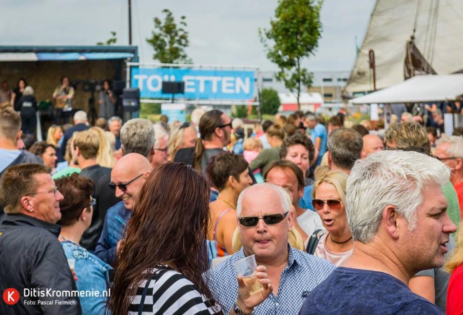 Hoofdpodium #BouleVaart 2018