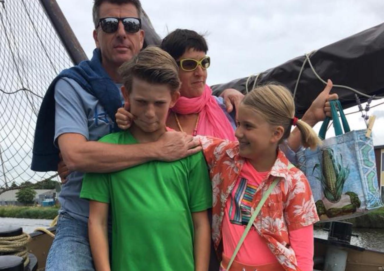 happy family #BouleVaart 2018