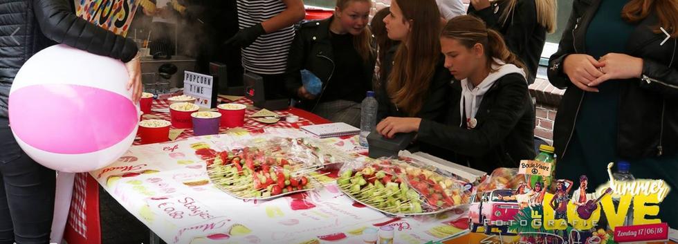 Trias VMBO leerlingen #BouleVaart 2018