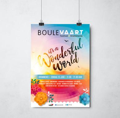 poster BouleVaart