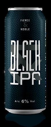 Black IPA Can