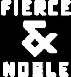 Fierce & Noble Logo