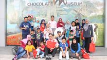 Chocolate Museum Kota Damansara Pertama Di Malaysia dan Asia Tenggara
