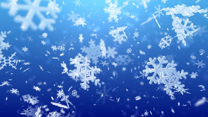 Снежинки кружатся картинка