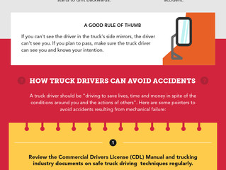 How to Avoid Truck Accidents
