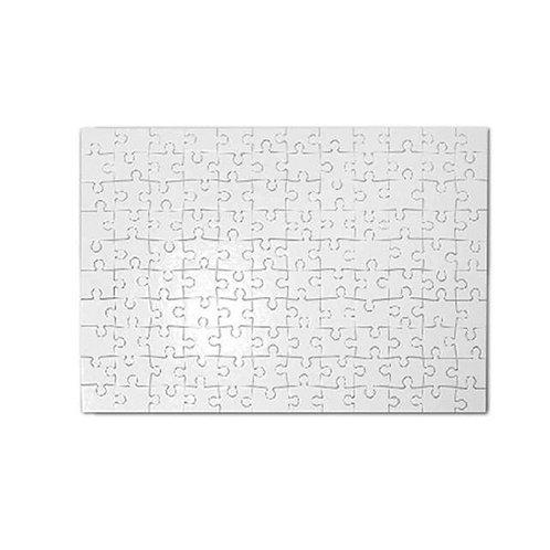 12 Rompecabezas A4 para sublimar - Medida 30x20cm