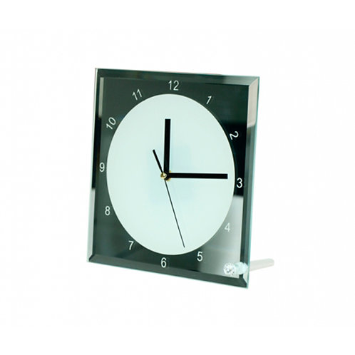 12 Relojes para sublimar - Medida 20x20cm