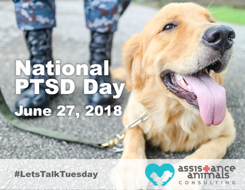 National PTSD Day June 27
