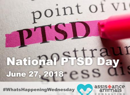 US National PTSD Day