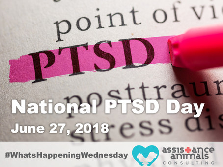 US National PTSD Day