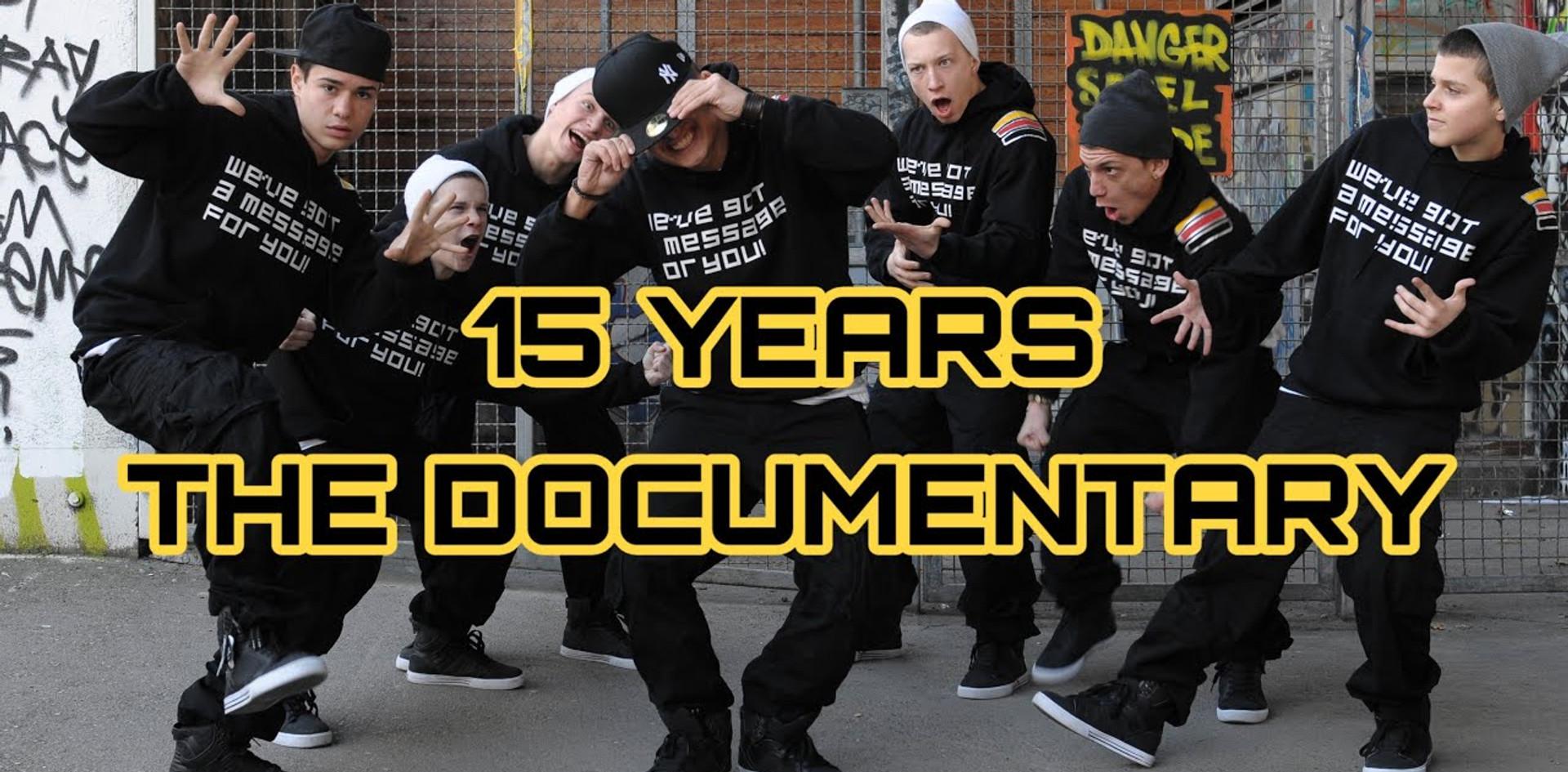 15 YEARS DOC