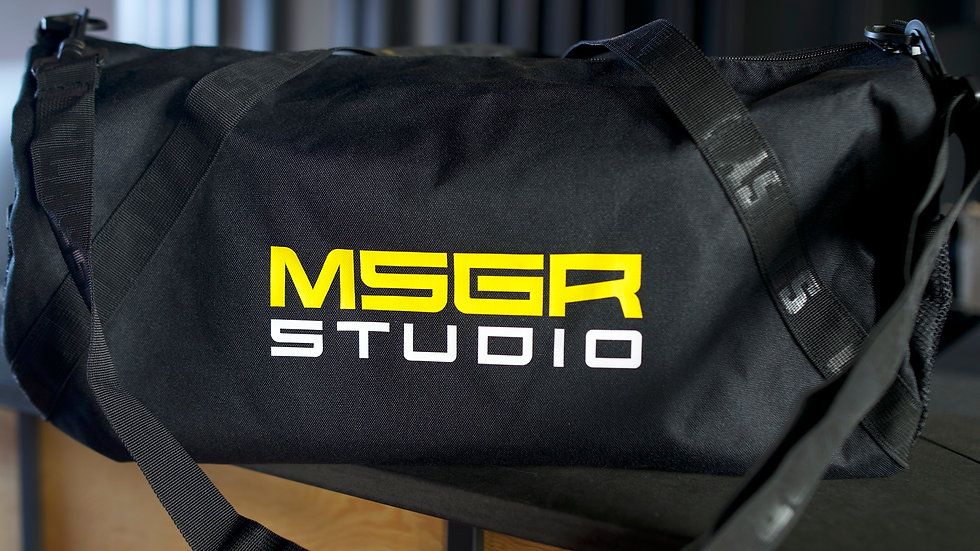 MSGR STUDIO SPORTS BAG