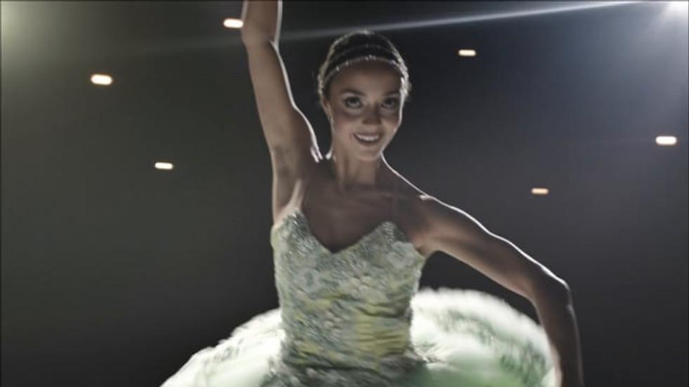 Listerine - Bailarina