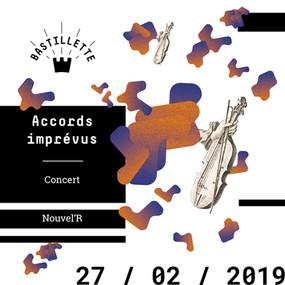 """""""Accords imprévus"""" #3 – jeux musicaux – 27/02/2019"""