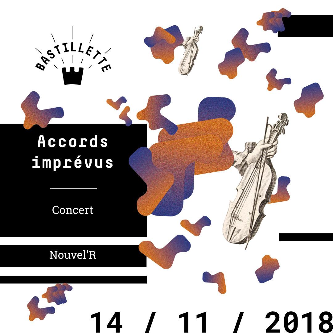 """""""Accords imprévus"""" #2 – jeux musicaux – 14/11/2018"""