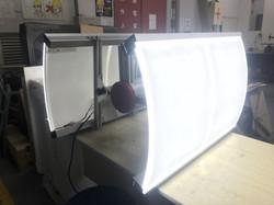 [ 研究成果 ] 輔導聯盟會員開發新產品或新技術/ Bonny羽毛球場LED綠能照明設備003