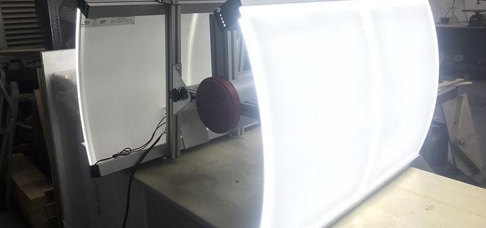 [ 研究成果 ] 輔導聯盟會員開發新產品或新技術/ Bonny羽毛球場LED綠能照明設備