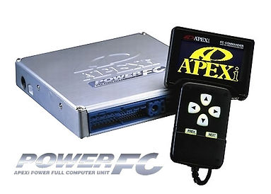 Apexi power FC Belfast NI N.Ireland Ireland mapping tuning dealer dyno rolling road