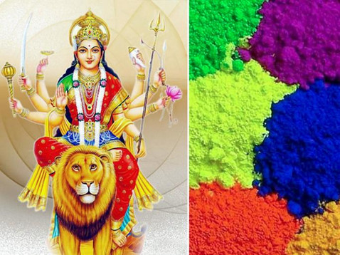 Nine days of Navratri, nine colours and nine meanings