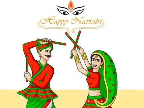 Navratri,a festival to spread joy and happiness
