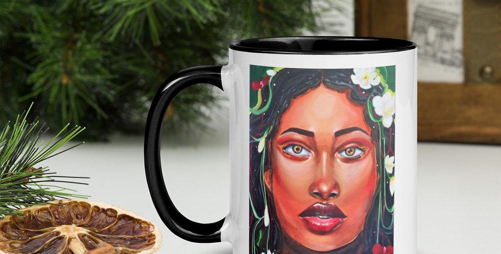 Jungle Prism Ceramic Mug