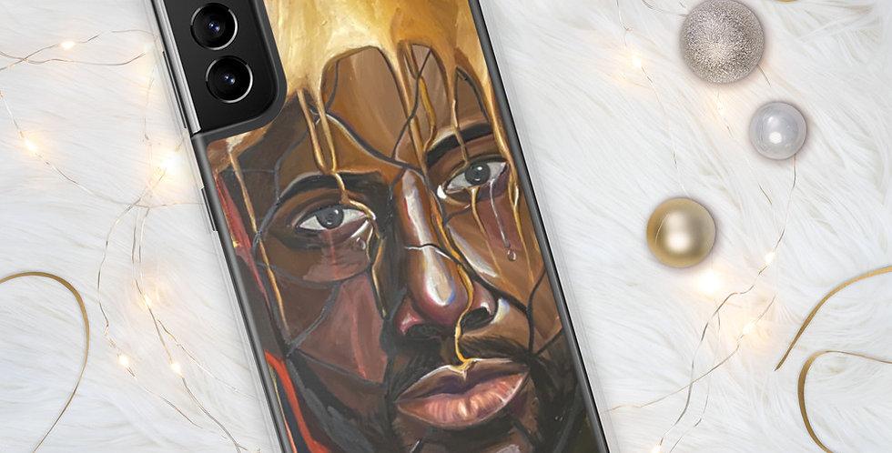 Black is King Samsung Case