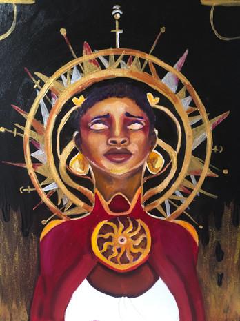 The Girl Who Drank the Sun