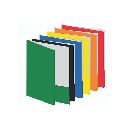 """Folder con Bolsillo 9.5"""" x 12.5"""""""