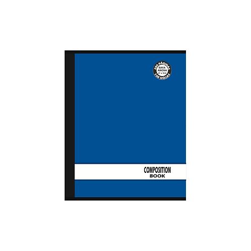 Cuaderno Cosido Extra Grande Raya Ancha, 200 páginas