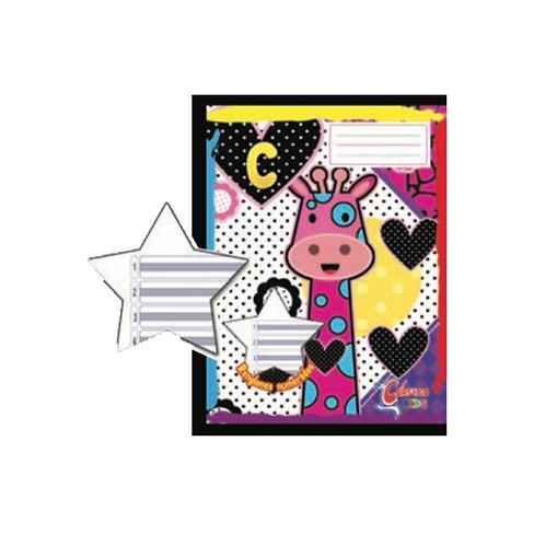 Cuaderno Cosido Corsario Kids 200 páginas- Tipo C