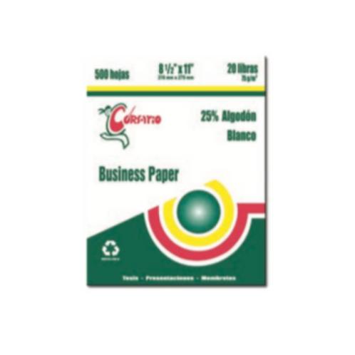 Bussines Paper - Papel algodón