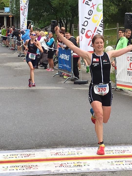 Sieg am Spiezathlon, 2. Rang am Grenchenberglauf und Gürbetal Duathlon