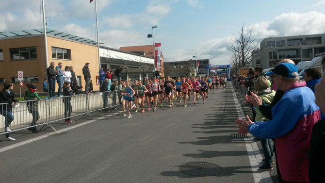10km Schweizermeisterschaft Oensingen
