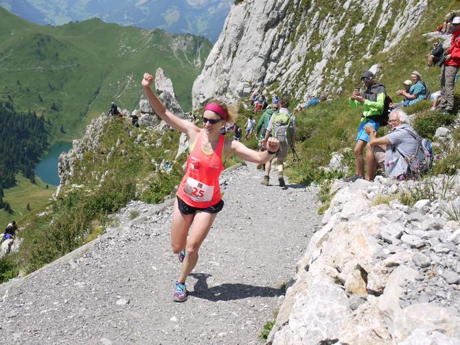 Sieg und PB am Stockhorn Halbmarathon