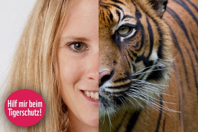 Halbironman für den Tigerschutz