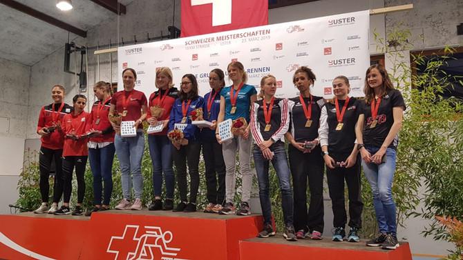 9. Rang an 10km SM mit PB und SM Gold im Team