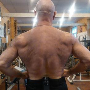 Мышцы спины + Видео