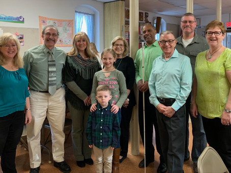Theme Color Sunday: March 8 - Green