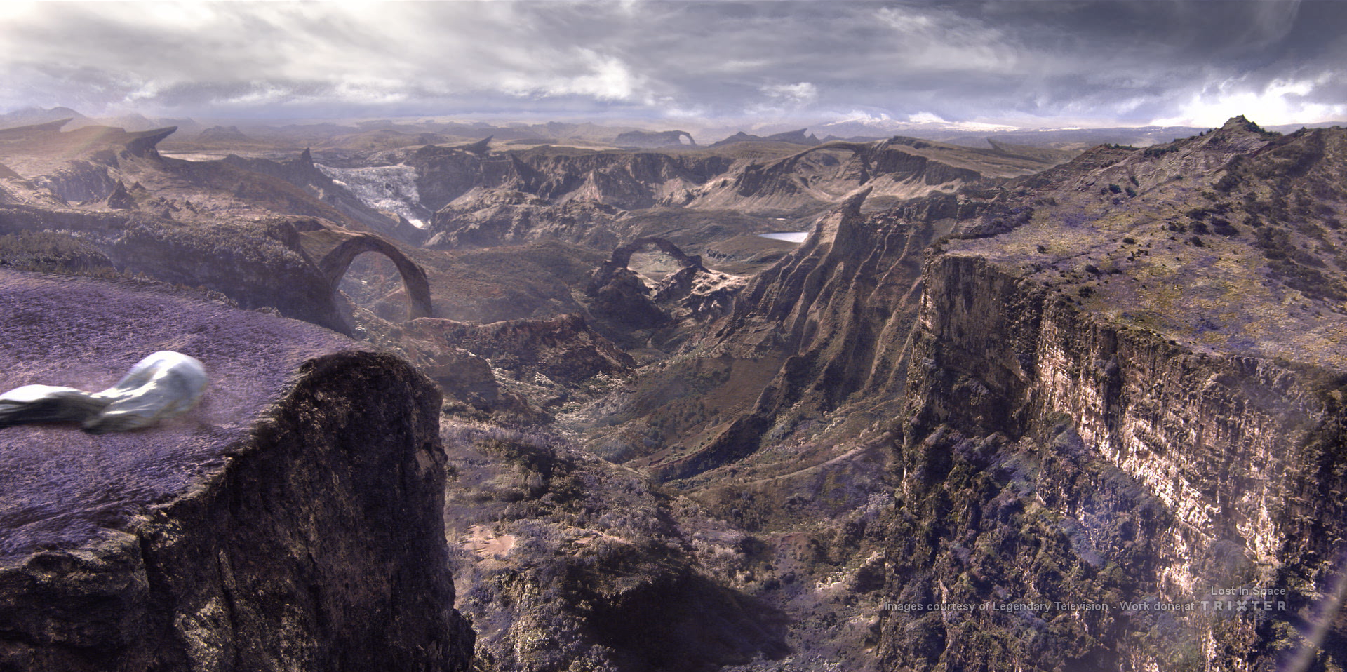 Matte Painting-Full gallery here: