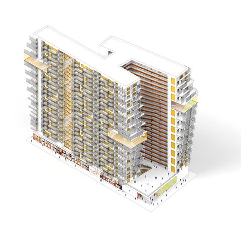 M 300 Housing