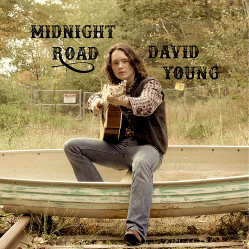 Midnight Road CD—David Young Solo