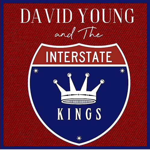 The Interstate Kings CD-David Young & The Interstate Kings