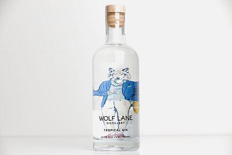 Wolf Lane Tropical Gin