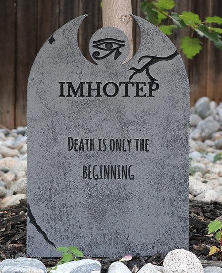 Imhotep Replica Gravestone