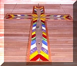 Holy Trinity Lutheran Altar Cross
